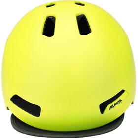 Alpina Brooklyn Helmet be visible matt